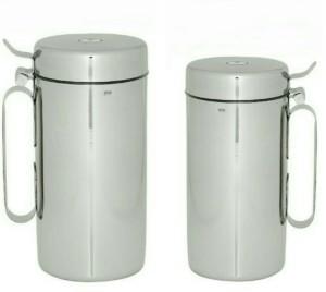 Rituraj 1000 ml, 750 ml Cooking Oil Dispenser Set