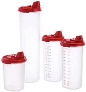 Tupperware 1100 ml, 650 ml, 650 ml, 440 ml Cooking Oil Dispenser Set