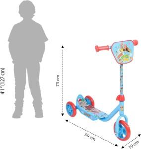Viacom18 Motu Patlu 3 Wheel Scooter Blue Best Price In India