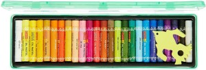 Camlin Express Round Shaped Oil Pastels Crayons