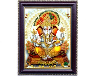 Ganesh Ji Photo Frame Nakanak Org