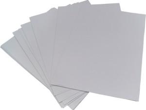 Manbhari PKRT80017 Unruled A4 Transparent Paper