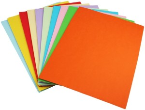 AND Retails Standard Unruled A4 Coloured Paper