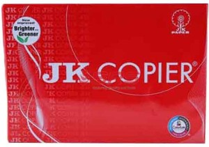 Jk Copier Print Unruled A4 Printer Paper