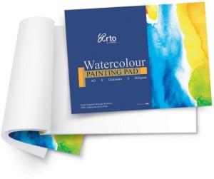 Campap Arto Cold Pressed, 100% Cellulose Acid free A3 Watercolor Paper