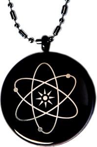 Aarogyam energy jewellery magnetic mst black silver stainless steel aarogyam energy jewellery magnetic mst black silver stainless steel pendant aloadofball Images
