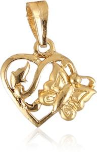 Jisha Love Special 22kt Yellow Gold Pendant