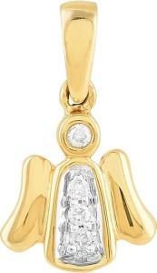 Araanz by Tribhovandas Bhimji Zaveri Delhi Diamond Yellow Gold