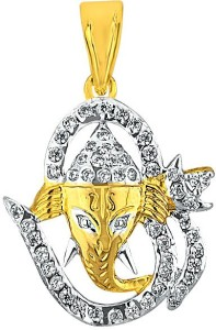 Jpearls om lambodara 18k yellow gold diamond gold pendant best price jpearls om lambodara 18k yellow gold diamond gold pendant aloadofball Gallery