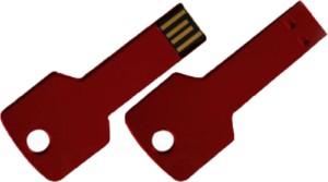 Dreambolic Red key 32 GB Pen Drive