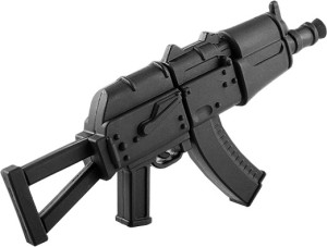 Microware AK 47 Rifle Gun Shape 16 GB Pen Drive