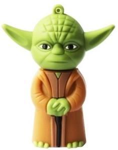 Quace Star Wars Master Yoda 16 GB Pen Drive