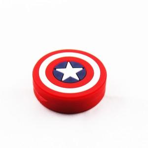 Shopizone Marvel Avengers Caption America Symbol 32 GB Pen DriveRed