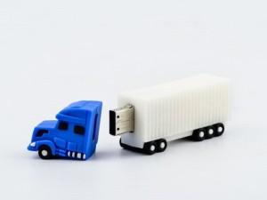 XElectron Truck Shape 16 GB Pen Drive