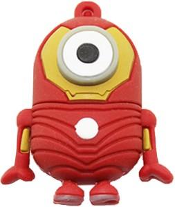 The Fappy Store Iron Man Minion 4 GB Pen Drive