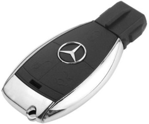 Quace Mercedes Key 16 GB Pen Drive