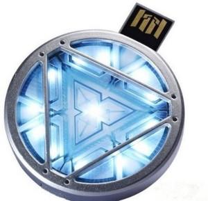 Quace Iron Man Energy Reactor 8 GB Pen Drive