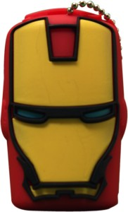 The Fappy Store Iron Man Hot Plug And Play 4 GB Pen Drive