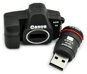 Dreambolic DSLR Camera 4 GB Pen Drive