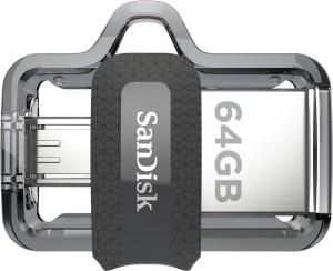 SanDisk Ultra Dual Drive SDDD3-064G-I35 64 GB OTG Drive