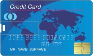 Printland Credit card Shape Pendrive PC160093 16 GB Pen Drive