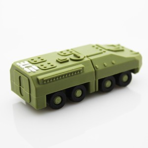 Microware Military Force Tank 16 GB Pen Drive