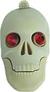 The Fappy Store Skull 32 GB Pen Drive
