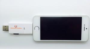 Vibrandz iFlashdrive 16 GB OTG Drive
