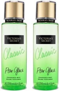 Victoria S Secret New Pear Glace Fragrance Mist 2pack Eau De Parfum