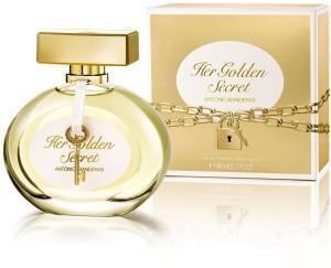 4dd174323 Antonio Banderas Her Golden Secret Eau de Toilette 80 ml For Girls ...