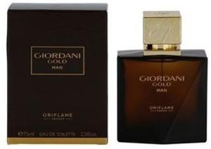 Oriflame Sweden Giordani Gold Man Eau De Toilette 75 Ml For Men Best