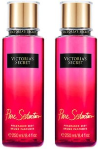 8cabe5b2b02 Victoria s Secret New! Pure Seduction Fragrance Mist-2pack Eau de Parfum -  500 ml