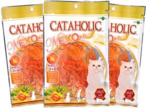 Soft Cat Food >> Rena Neko Soft Jerky Sliced Chicken Cat Food90 Pack Of 3