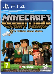 Minecraft: Story Modefor PS4
