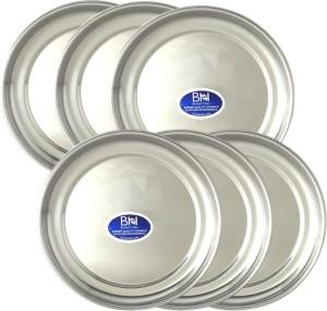 bartan hub Plate Set