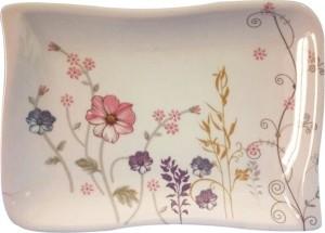 Diplomat Roya Flower Pattern Tray
