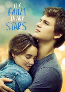 The Fault In Our Stars A3 Cotton Canvas High Quality Printed Poster - Wall Art Print (Size : 11.7 x 16.5) , For Bedroom , Living Room, Kitchen, Office, Room Canvas Art