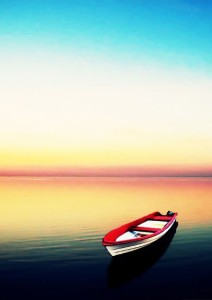 Beautiful Scenery Boat Water A3 Non Tearable High Quality Printed Poster - Wall Art Print (Size : 11.7 X 16.5) , For Bedroom , Living Room, Kitchen, Office, Room Paper Print