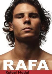 Rafa Nadal - Tennis Legend A3 Cotton Canvas High Quality Printed Poster - Wall Art Print (Size : 11.7 x 16.5) , For Bedroom , Living Room, Kitchen, Office, Room Canvas Art