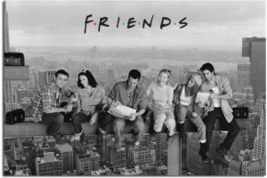 Athah Poster Ftc Friends Wall Paper Print Rolled