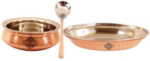 IndianArtVilla Serving Set Handi 1.55 L