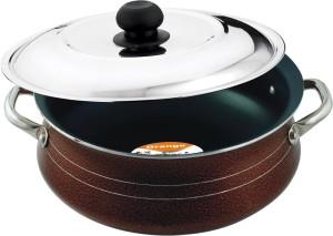 Orange Gravy Pot(10.5 Ltr) (4.0mm) Pot 11 L