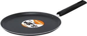 Orange Induction Base Dosa Tawa 275mm Tawa 27 cm diameter