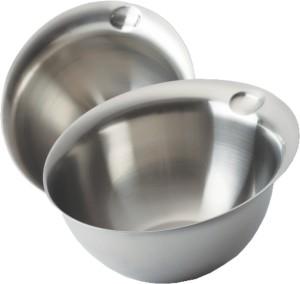 Alda Stainless Steel Mixing Bowl Set Pan