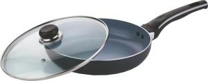 Vinod 28 cm Fry Pan with Lid Pan 28 cm diameter