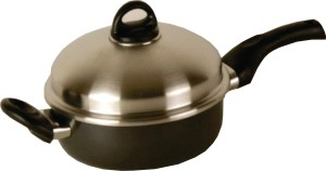 Kitchen Chef Round Dome Pan 24.5 cm diameter