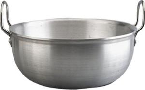 Anantha Aluminium kadai with Handle Kadhai 0.5 L
