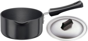 Hawkins Futura Hard Anodized with Lid Pan 16 cm diameter