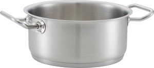 Avon Appliances Professional Stainless Steel Casserole Cooking (Tope) Pot 7.5 L