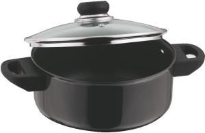 Vinod Cook & Serve with Lid Pot 3.4 L